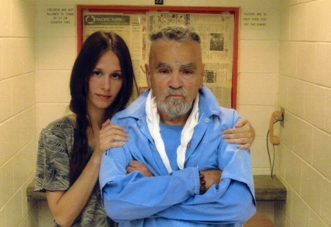 Charles Manson and friends